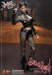 Figurka Amber - Sucker Punch Movie Masterpiece Action Figure 1/6 - Hot Toys