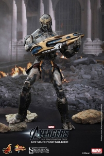 Figurka Chitauri Footsoldier - The Avengers Movie Masterpiece 1/6 - Hot Toys