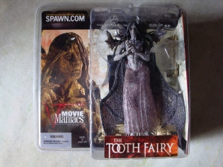 Figurka Tooth Fairy - closed mouth - Movie Maniacs 5 - McFarlane