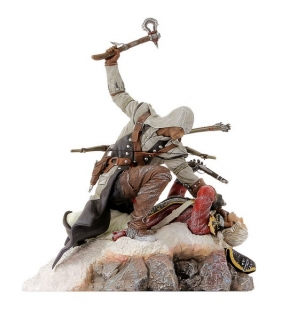 Figurka Connor The Last Breath - Assassin's Creed III PVC Statue