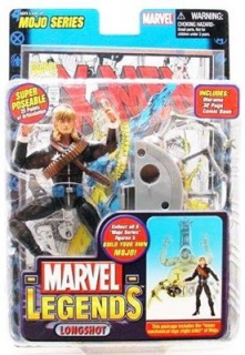 Figurka Longshot - Marvel Legends series 14