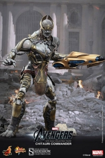 Figurka Chitauri Commander - The Avengers Movie Masterpiece 1/6 - Hot Toys