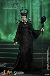 Figurka Maleficent Movie Masterpiece Action Figure 1/6 - Angelina Jolie  HotToys