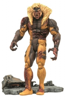 Figurka Zombie Sabretooth - Marvel Select Action Figure