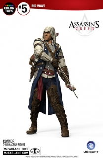 Figurka Connor - Assassin's Creed Color Tops Action Figure