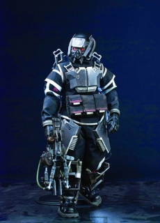 Figurka Hazmat Trooper - Killzone Action Figure 1/6 - 31 cm