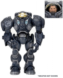 Figurka Jim Raynor (Starcraft) - Heroes of the Storm Action Figure Series 3