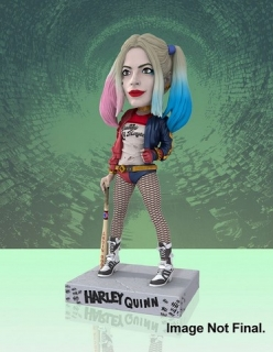 Figurka Harley Quinn - Suicide Squad Head Knocker Bobble-Head