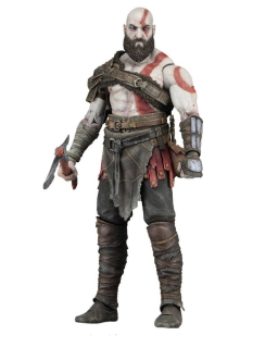 Figurka Kratos - God of War (2018) Action Figure