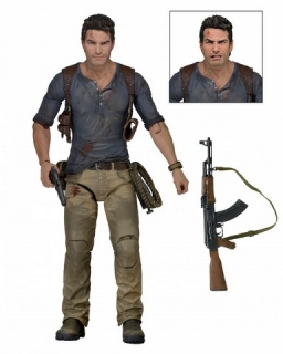 Figurka Ultimate Nathan Drake - Uncharted 4 Action Figure