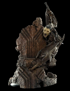 Soška Moria Orc - Lord of the Rings Statue
