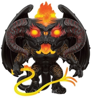 Figurka Balrog - Lord of the Rings Super Sized POP! Movies Vinyl Figure