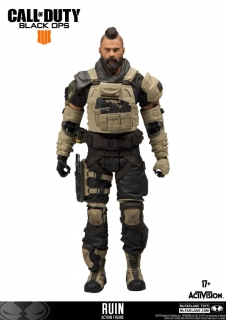Figurka Ruin incl. DLC - Call of Duty Action Figure
