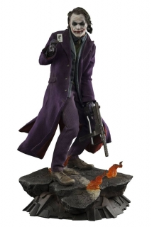 Soška The Joker - Batman The Dark Knight Premium Format Figure 1/4