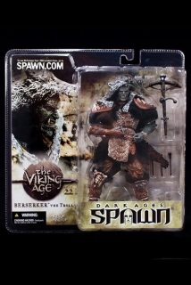 Figurka BERSERKER THE TROLL - SPAWN SERIES 22: DARK AGES SPAWN: THE VIKING AGE
