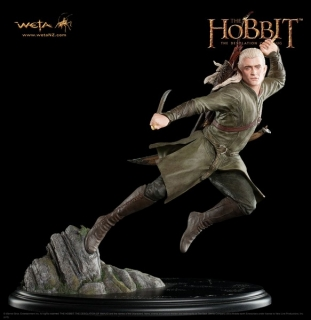 Soška Legolas Greenleaf - The Hobbit The Desolation of Smaug Statue 1/6