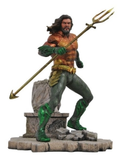 Soška Aquaman - Aquaman DC Movie Gallery PVC Statue