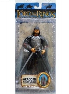 Figurka Aragorn King of Gondor - Lord Of The Rings - Pán prstenů