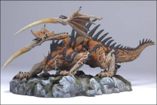 Figurka HUNTER DRAGON  - MCFARLANE'S DRAGONS SERIES 6: THE FALL OF THE DRAGON KINGDOM