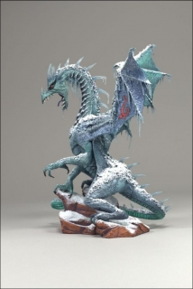Figurka ICE DRAGON - MCFARLANE'S DRAGONS SERIES 7 THE FALL OF THE DRAGON KINGDOM