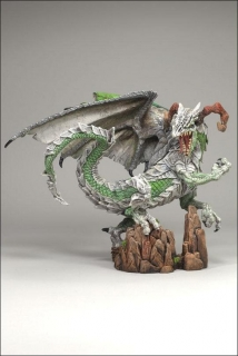 Figurka WARRIOR DRAGON - MCFARLANE'S DRAGONS SERIES 7 THE FALL OF THE DRAGON KINGDOM