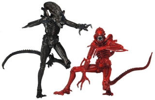 Figurky Aliens Genocide - Action Figure 2-Pack - Neca