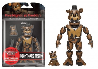 Figurka Nightmare Freddy - Five Nights at Freddy's Action Figure