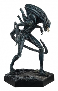 Soška Xenomorph Warrior (Aliens) - The Alien & Predator Figurine Collection