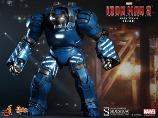 Figurka Iron Man Mark XXXVIII Igor - Iron Man 3 Movie Figure 1/6 - Hot Toys