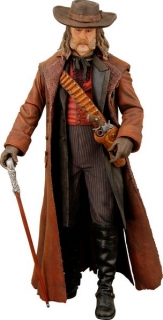 Figurka Quentin Turnbull - Jonah Hex Action Figure - Neca