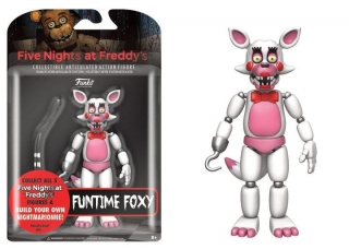 Figurka Funtime Foxy - Five Nights at Freddy's Action Figure