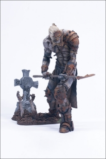 Figurka GRAVE DIGGER 2 SPAWN SERIES 28: REGENERATED - McFarlane