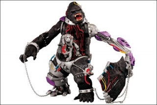 Figurka CY-GOR 2 - SPAWN SERIES 12 Deluxe Action Figure