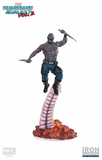 Soška Drax - Guardians of the Galaxy Vol. 2 Battle Diorama Statue 1/10