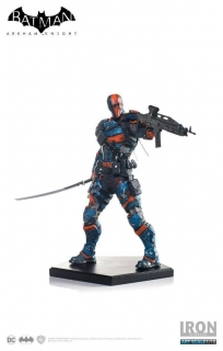 Soška Deathstroke - Batman Arkham Knight Art Scale Statue 1/10