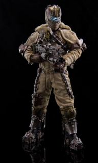 Figurka Isaac Clarke Snow Suit Version - Dead Space 3 Action Figure 1/6