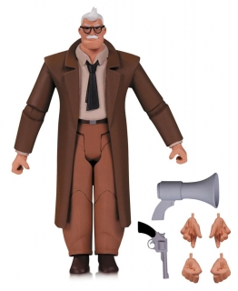 Figurka Commissioner Gordon - Batman The Animated Series Action Figure