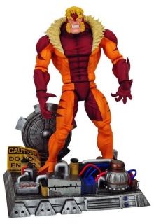 Figurka Sabretooth - Marvel Select Action Figure