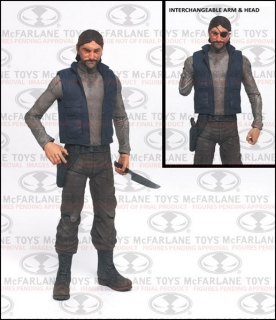 Figurka The Governor - The Walking Dead Comic Version Action Figure Series 2