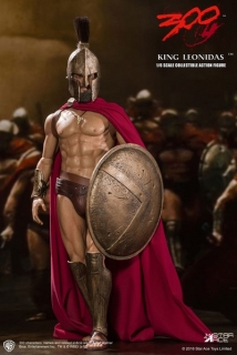 Figurka King Leonidas - 300 My Favourite Movie Action Figure 1/6