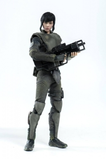Figurka Major - Ghost in the Shell Action Figure 1/6