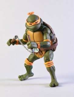 Figurky Michelangelo vs Foot Soldier - Teenage Mutant Ninja Turtles Action Figure 2-Pack