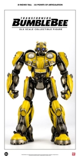 Figurka Bumblebee DLX Scale Action Figure