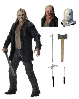 Figurka Ultimate Jason - Friday the 13th 2009 Action Figure