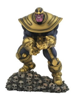 Soška Thanos - Marvel Comic Gallery PVC Diorama