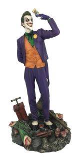 Soška The Joker - DC Comic Gallery PVC Diorama