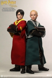 Figurky Potter & Malfoy Quidditch Ver. - Harry Potter My Favourite Movie Action Figure 2-Pack