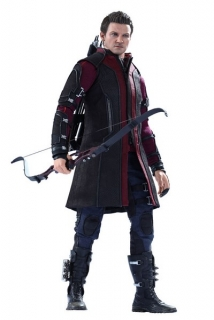 Figurka Hawkeye - Avengers Age of Ultron Movie Masterpiece Figure 1/6 - Hot Toys