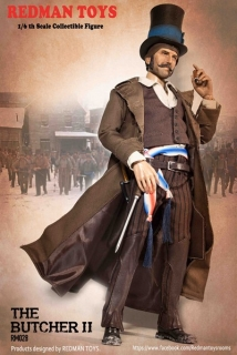 Figurka The Butcher II - Gangs of New York (Daniel Day-Lewis) - 1/6 Movie Action Figure