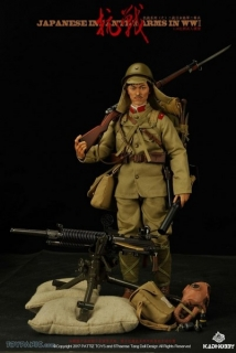 Figurka Japanese Infantry Army In World War II 1/6 Action Figure